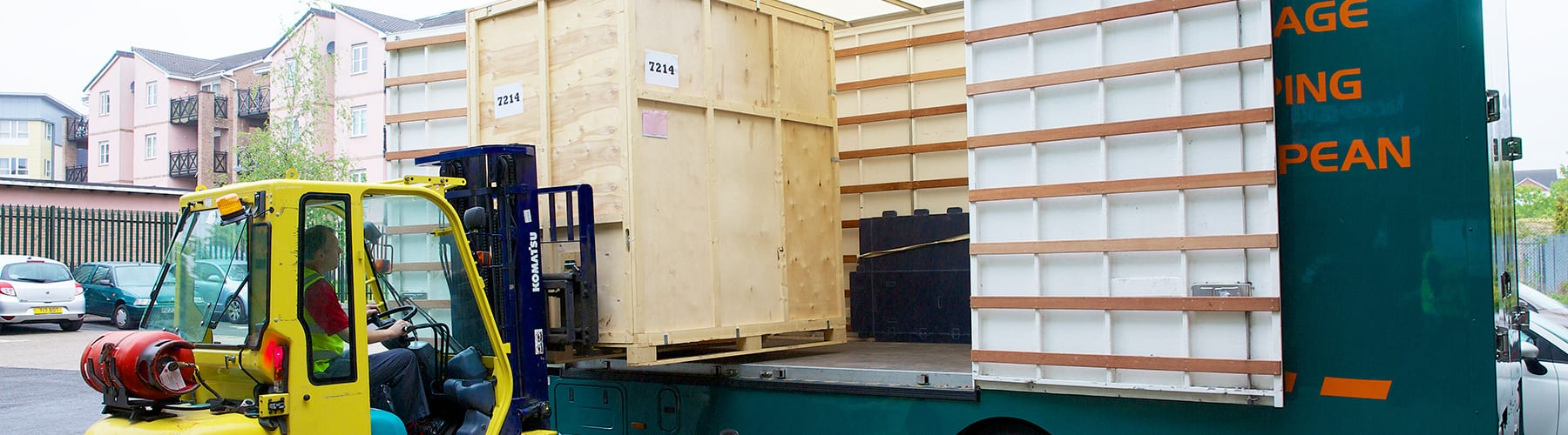 Chapman Removals and Storage - Container Storage