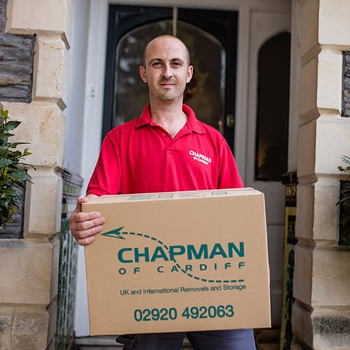 Chapman Removals and Storage Cardiff Skilled Experts Car