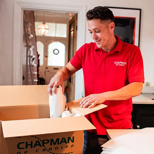 Chapman Removals and Storage Skilled Experts