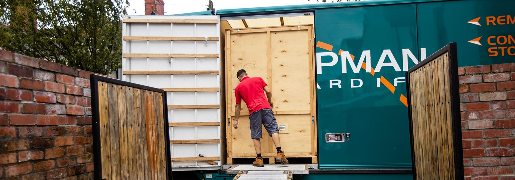 Chapman Removals Cardiff Storage Solutions