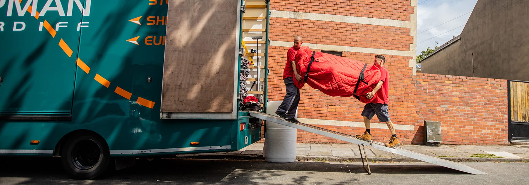 Chapman Removals and Storage Cardiff Skilled Experts
